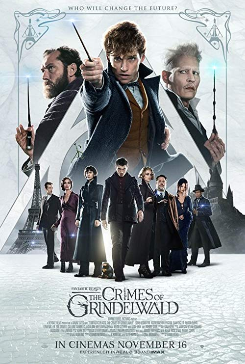 دانلود فیلم Fantastic Beasts: The Crimes of Grindelwald