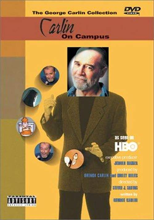 دانلود فیلم George Carlin: Carlin on Campus 1984