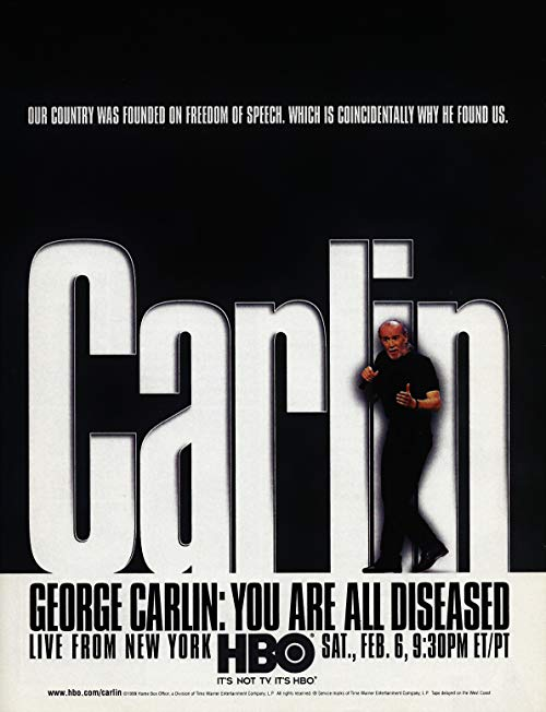 دانلود فیلم George Carlin: You Are All Diseased 1999