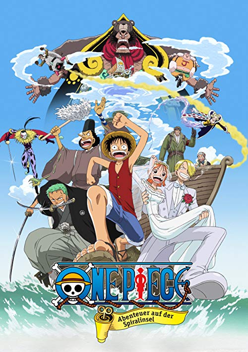 دانلود فیلم One Piece: Adventure on Nejimaki Island 2001