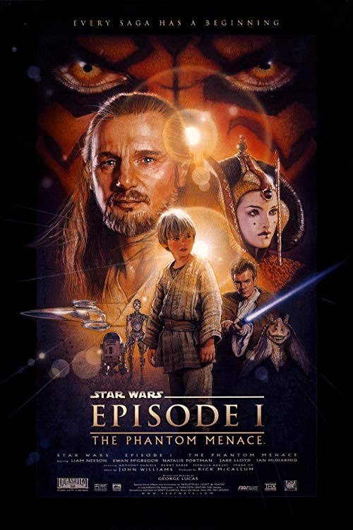 دانلود فیلم Star Wars: Episode I ? The Phantom Menace 1999