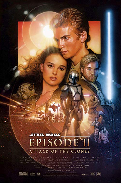 دانلود فیلم Star Wars: Episode II ? Attack of the Clones 2002