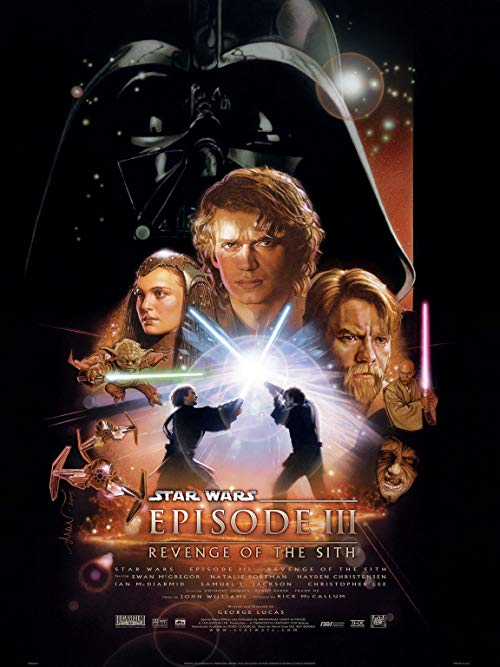 دانلود فیلم Star Wars: Episode III ? Revenge of the Sith 2005