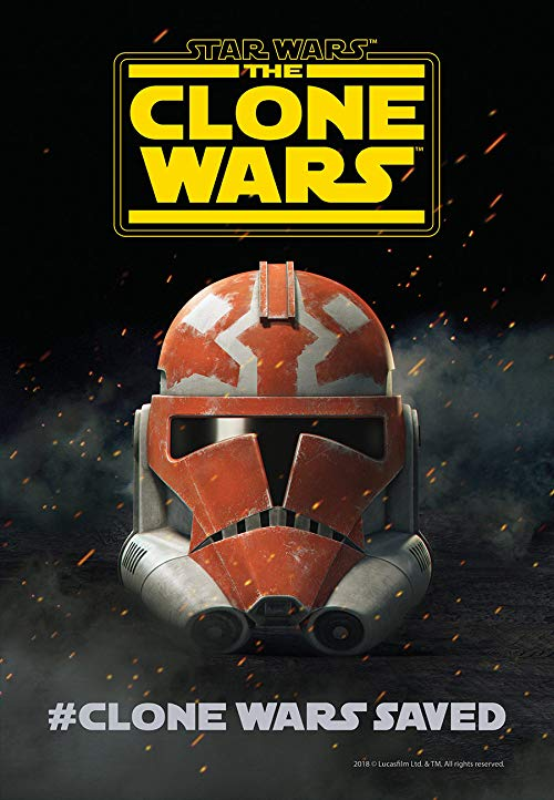 دانلود سریال Star Wars: The Clone Wars 2008-2015