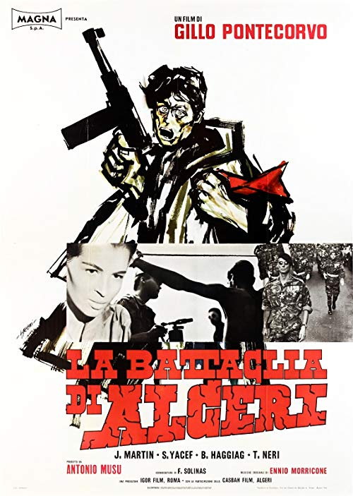 دانلود فیلم The Battle of Algiers 1966 (نبرد الجزیره)