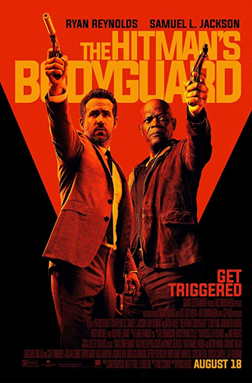 دانلود فیلم The Hitman?s Bodyguard 2017 (محافظ مزدور)