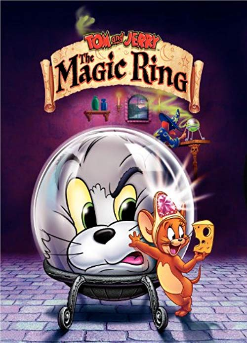 دانلود فیلم Tom and Jerry: The Magic Ring 2002