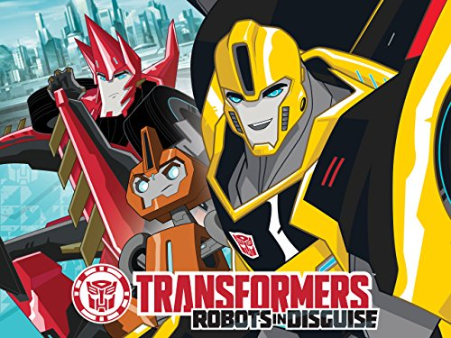 دانلود سریال Transformers: Robots in Disguise 2014-