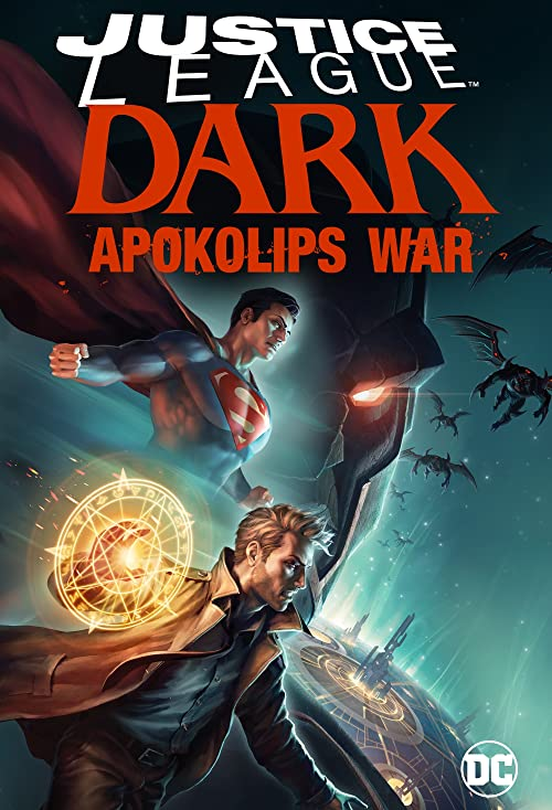 دانلود فیلم Justice League Dark: Apokolips War